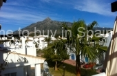 TTB0004, Penthouse for sale in Nueva Andalucia, Los Naranjos de Marbella with solarium and mountain views