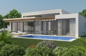 TTB1ND0016, New Modern Villa Tierra 3 Bedroom,1 Storey