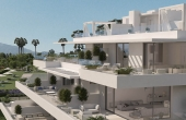 TTBND0017, New contemporary development with sea views on the New Golden Mile