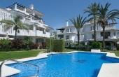 TTB0022, Penthouse for rent in los Naranjos de Marbella, close to Les Roches, Nueva Andalucia, Los Naranjos de Marbella with solarium and mountain views